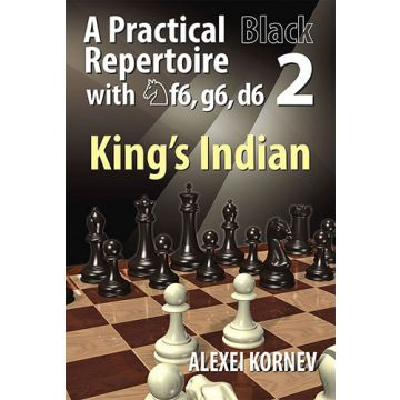 A Practical Black Repertoire with Nf6, g6, d6 Volume 2