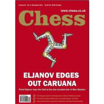 Chess Magazine - December 2016