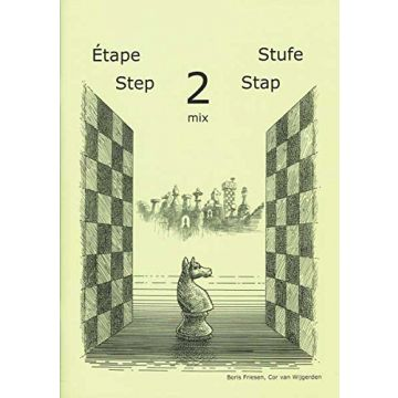 Learning Chess Workbook Step 2 Mix