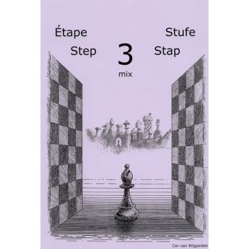Learning Chess Workbook Step 3 Mix