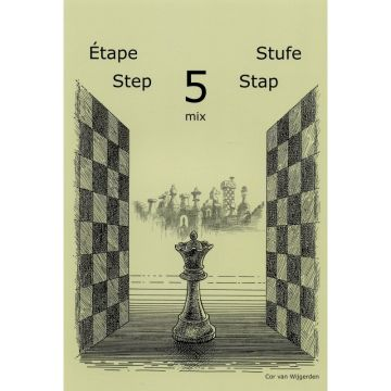 Learning Chess Workbook Step 5 Mix