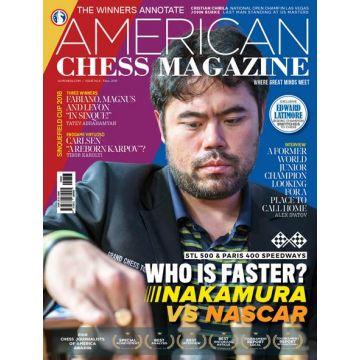 American Chess Magazine no. 8