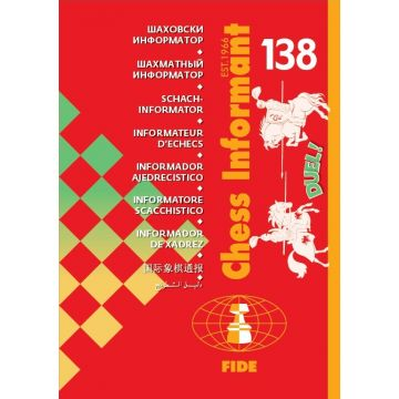Chess Informant 138 (Book + CD)