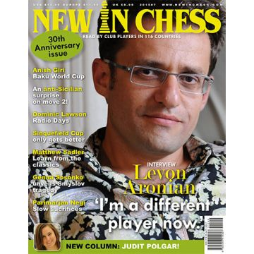 New In Chess 2015/7
