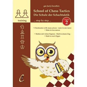 School of Chess Tactics - Volume 2