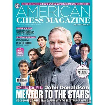 American Chess Magazine no. 14-15