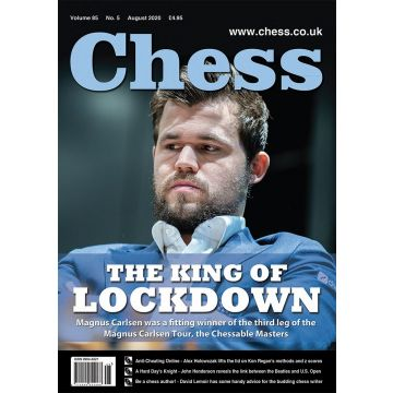 Chess Magazine August 2020