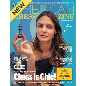 American Chess Magazine no. 18
