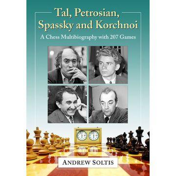 Tal, Petrosian, Spassky and Korchnoi
