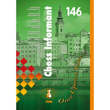 Chess Informant 146 (Book + CD)