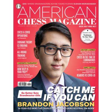 American Chess Magazine no. 17