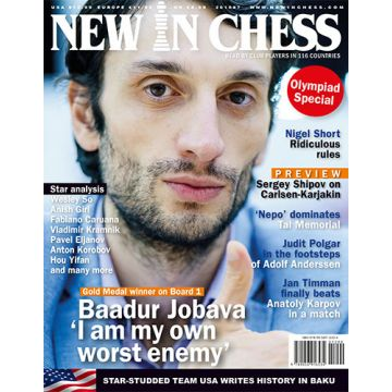 New In Chess 2016/7