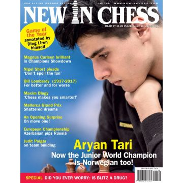 New In Chess 2017/8