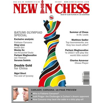 New In Chess 2018/7