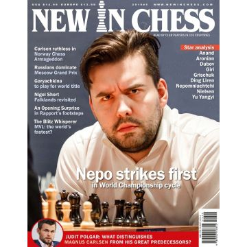 New In Chess 2019/5