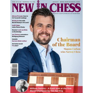 New In Chess 2020/7