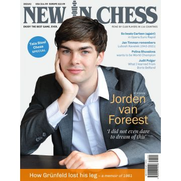 New In Chess 2021/2