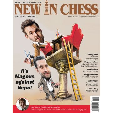 New In Chess 2021/4