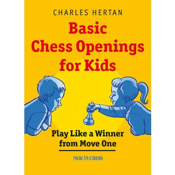 Basic Chess Openings for Kids