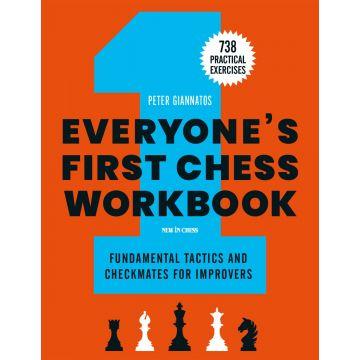 Everyone's First Chess Workbook
