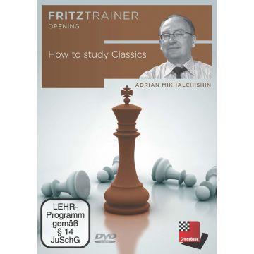 Adrian Mikhalchishin: How to study Classics