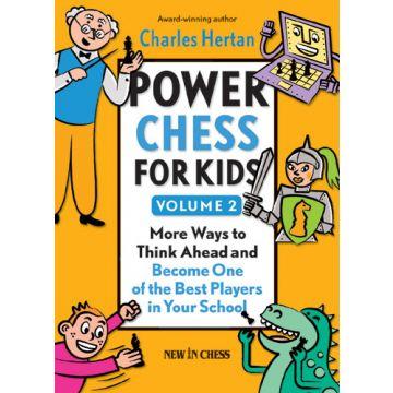 Power Chess for Kids Volume 2