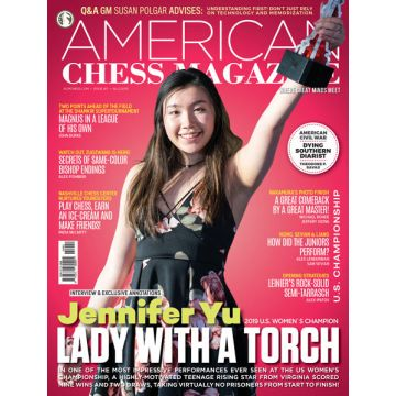 American Chess Magazine no. 11