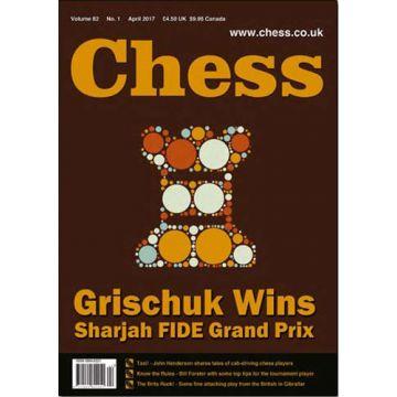 Chess Magazine - April 2017