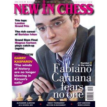 New In Chess 2012/8