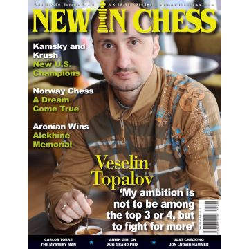 New In Chess 2013/4