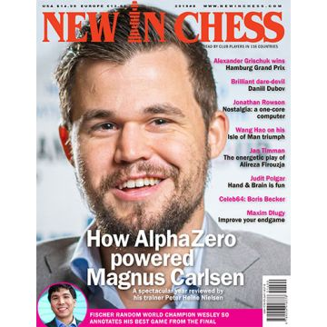 New In Chess 2019/8