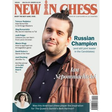 New In Chess 2021/1