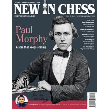 New In Chess 2021/5