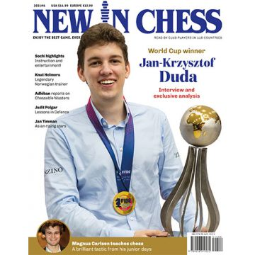 New In Chess 2021/6