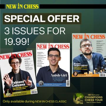 New In Chess Classic - Special Offer