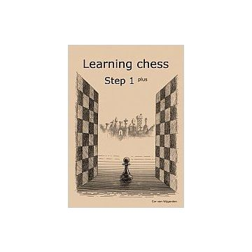 Learning Chess Workbook Step 1 Plus