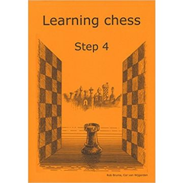 Learning Chess Workbook Step 4