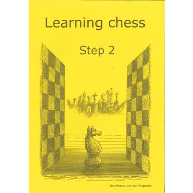 Learning Chess Workbook Step 2