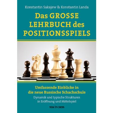 Das Grosse Lehrbuch des Positionsspiels