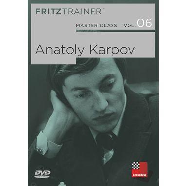 Master Class Vol. 6: Anatoly Karpov