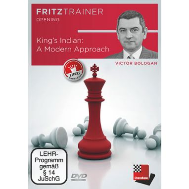 Victor Bologan: King's Indian: A Modern Approach
