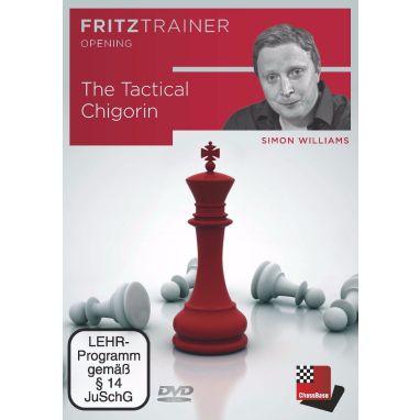 Simon Williams: The Tactical Chigorin