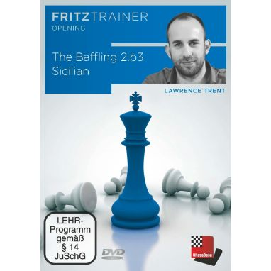 Lawrence Trent: The Baffling 2.b3 Sicilian