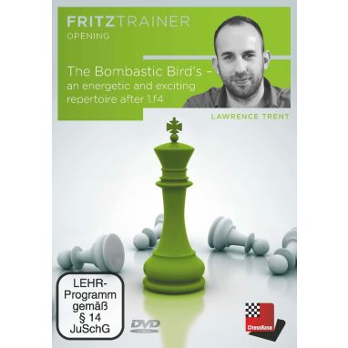Lawrence Trent: The Bombastic Bird's - an energetic and exciting repertoire after 1.f4