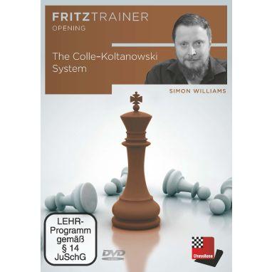 Simon Williams: The Colle-Koltanowski System