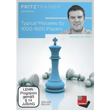 Nicholas Pert: Typical Mistakes by 1000-1600 Players