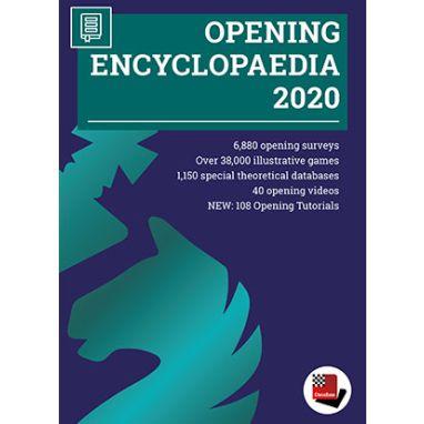 Update Opening Encyclopaedia 2020 from 2019