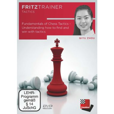 Qiyu Zhou:  Fundamentals of Chess Tactics - Understanding how to find and win with tactics