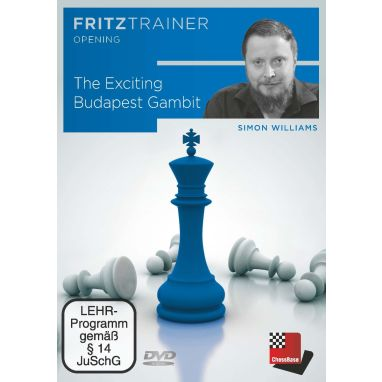Simon Williams: The Exciting Budapest Gambit