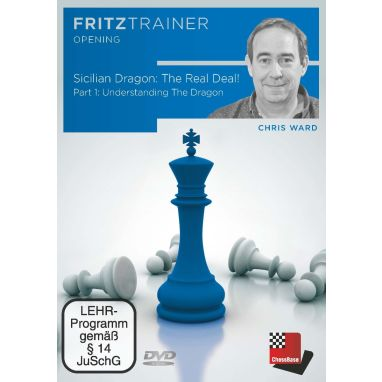 Chris Ward: Sicilian Dragon: The Real Deal! Part 1: Understanding The Dragon